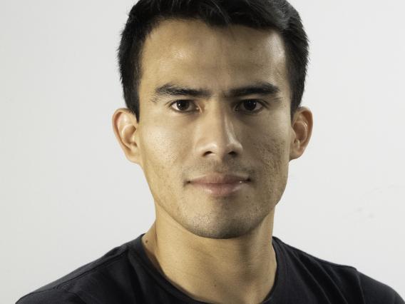 Portrait of Ganesh Marin